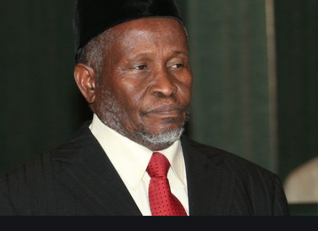Tanko Muhammad, Nigeria's Chief Justice, reportedly tested positive for COVID19