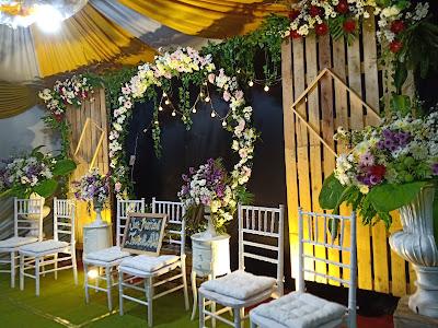 Dekorasi Pernikahan Sederhana Semarang