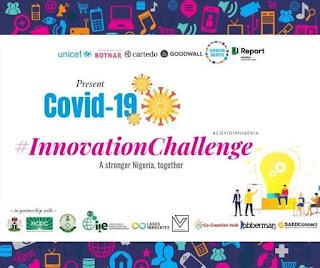 Covid-19 innovative challenge