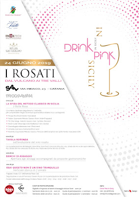 drink pink sicily evento
