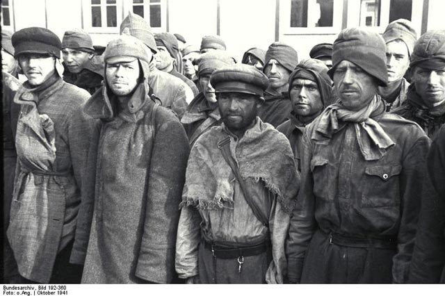 Soviet prisoners during World War II worldwartwo.filminspector.com