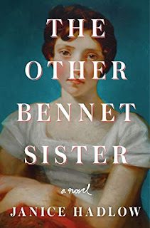 US Book Cover: The Other Bennet Sister by Janice Hadlow