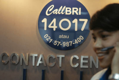 Call Center Bank Bri 24 Jam