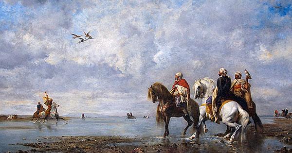 أحوال الجزائر نهاية القرن الثامن عشر حسب شهادات الأنكلوساكسون