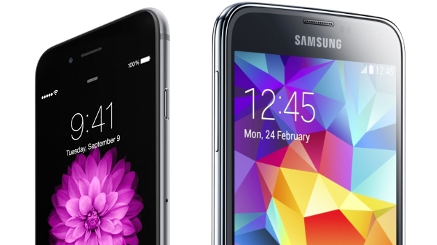 iPhone 6 vs Galaxy S5 Specs Review: Camera, Battery, Screen, Size, Speed