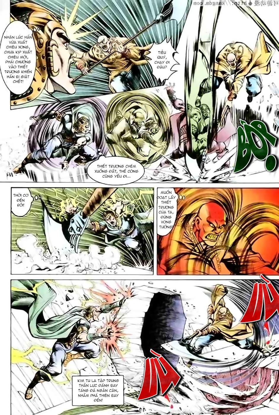 Cơ Phát Khai Chu Bản chapter 101 trang 11