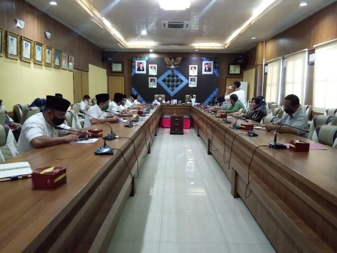 Wabup Mura Terima Reses Komite IV DPD RI