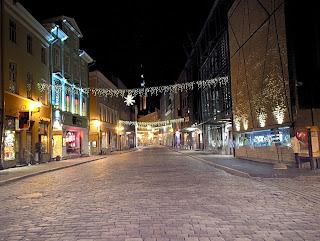 Улица Виру в Таллинне