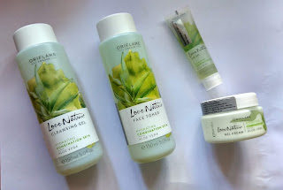 Love Nature Aloe Vera Hydrating Combination Skin Oriflame