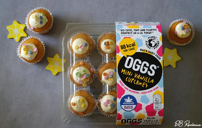 OGGS Marvellous Mini Cupcakes
