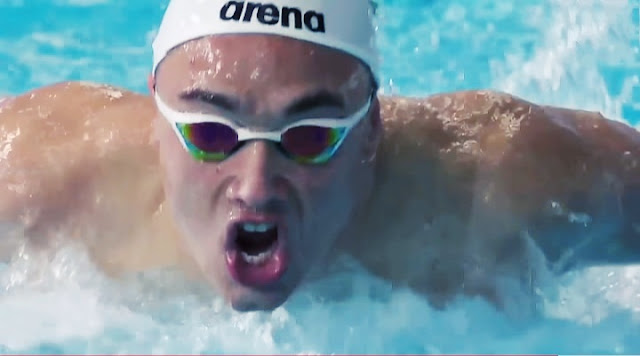 Hungary's Kristof Milak breaks Micheal Phelps butterfly world record.