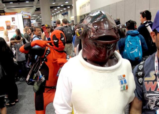 ackbar cosplay