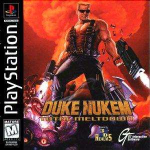 Baixar Duke Nukem: Total Meltdown (1996) PS1