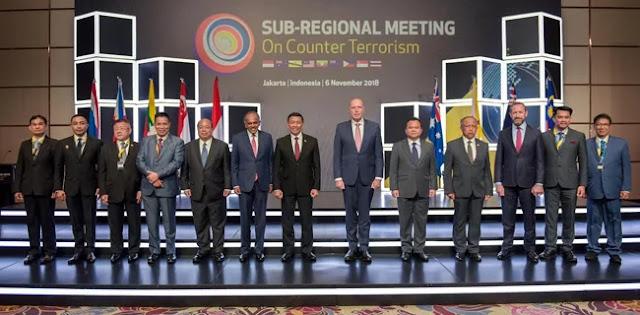 Indonesia Dan 8 Negara Buat Program Baru Pemberantasan Terorisme
