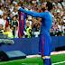 Ya hicieron el muñeco con la celebración de Messi en el triunfo ante el Real Madrid