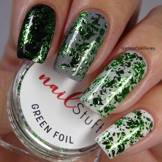 Nailstuff.ca - Green Foil