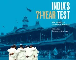 R. Kaushik book written on India tours released