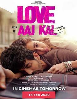 مشاهدة فيلم Love Aaj Kal 2020 مترجم