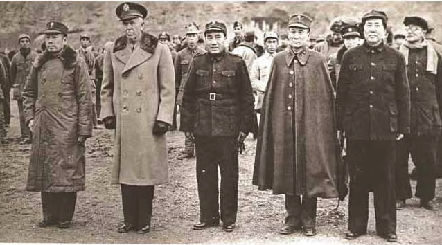 George Marshall in China