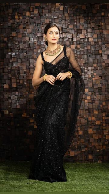 Shilpa Reddy Latest Photo Stills in Sexy Black Dress Actress Trend