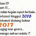 DP BBM Tahun Baru 2017 Bergerak Lucu