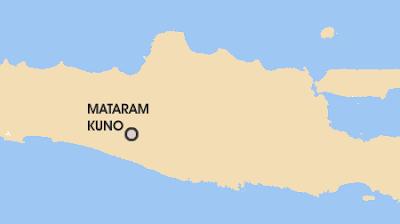 Letak Mataram Kuno periode Jawa Tengah