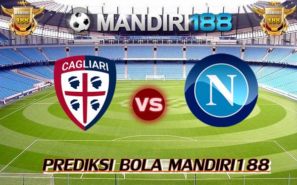 AGEN BOLA - Prediksi Cagliari vs Napoli 27 Februari 2018