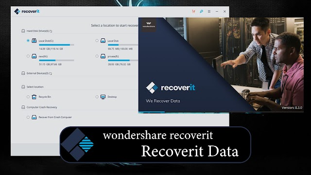 Wondershare RecoverIt Full Review - data recovery software - how to recover ALL deleted files 2021
