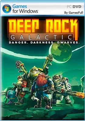 Deep Rock Galactic pc mega y google drive