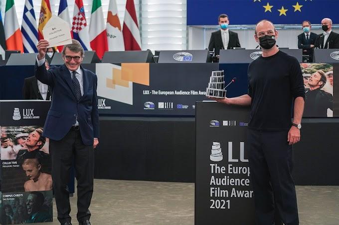 A Kollektíva című román dokumentumfilm nyerte el a legjobb európai filmnek járó Lux közönségdíjat