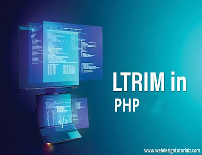 PHP ltrim() Function