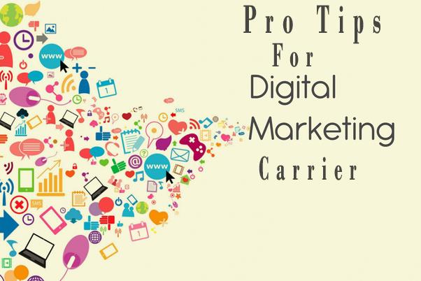8 Quick Tips For Digital Marketing Carrier🔥   Digital marketing 2020