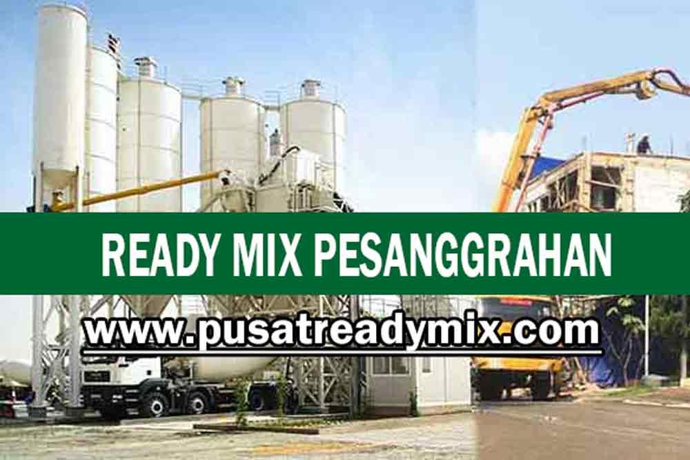 Harga Beton Cor Ready Mix Pesanggrahan Per M3 Terbaru  2019