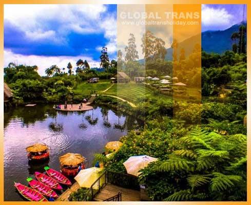 Paket Wisata Bandung 2 Hari 1 Malam - Wisata Buatan
