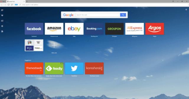 برنامج Opera Browser لتصفح المواقع
