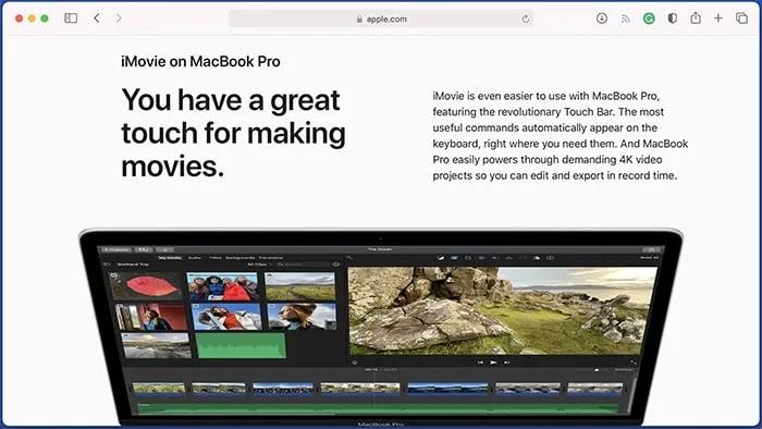أفضل برامج تحرير الفيديو ماك إيموفي