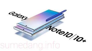 Daftar Harga Terbaru Agustus 2019 Samsung Galaxy Note 10