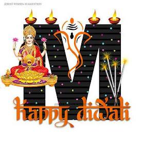 Diwali-M-Alphabet-Images