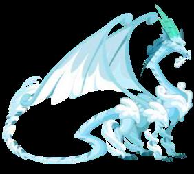 Dragón Ventisca (Adulto)