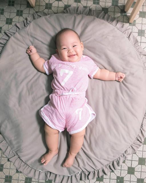 Baby Leow | 5 Months Journey