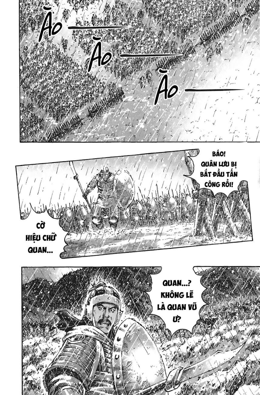 Hỏa phụng liêu nguyên Chương 437: Thần nhân sơ chiến [Remake] trang 14