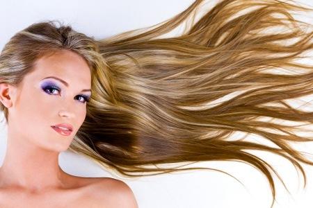 Plasticas dos fios de cabelos - óleo de Argan