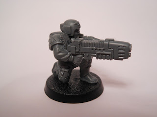Shadow War: Armageddon cadian kill team special weapons operative with plasma gun