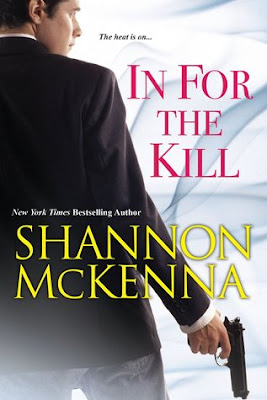 #BookReview: In For the Kill (McClouds & Friends #11) by Shannon McKenna  -NWoBS Blog