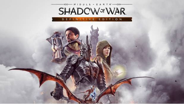 MIDDLE EARTH SHADOW OF WAR DEFINITIVE EDITION-CODEX