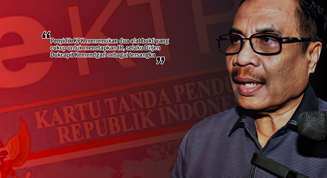 (Breaking News) KPK Tetapkan Stafsus Tjahjo Kumolo Jadi Tersangka Kasus Korupsi e-KTP