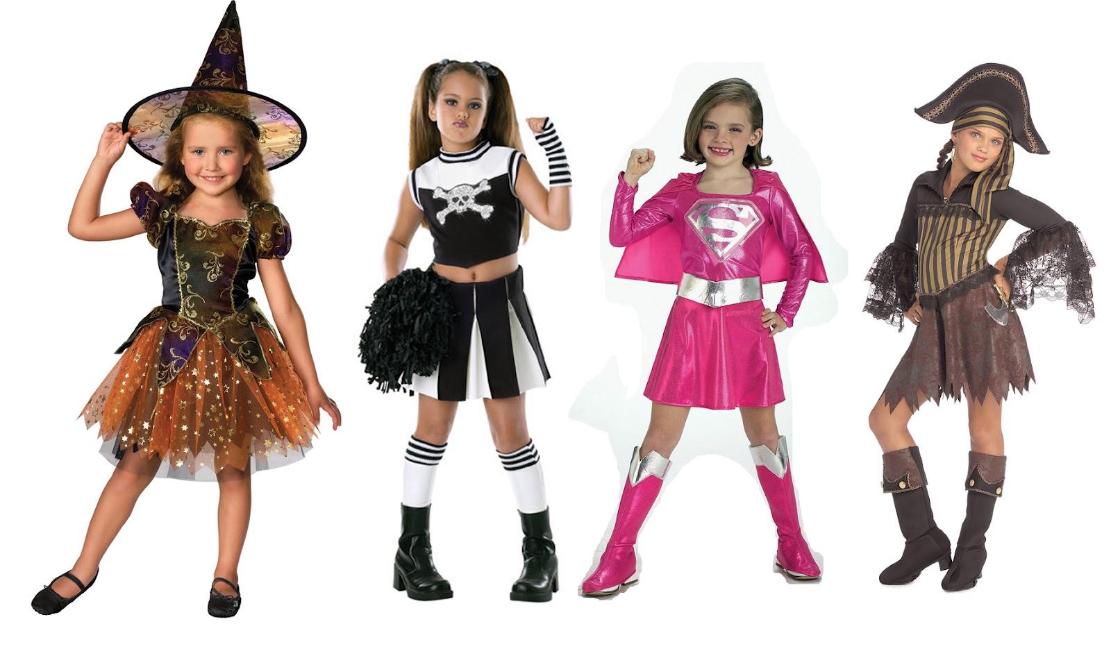 Halloween Gallery Photo: Halloween Costumes For Kids