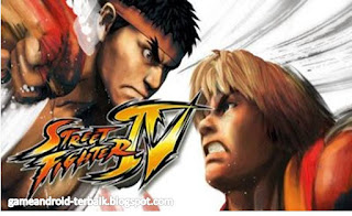Game Android Terbaik Street Fighter 4