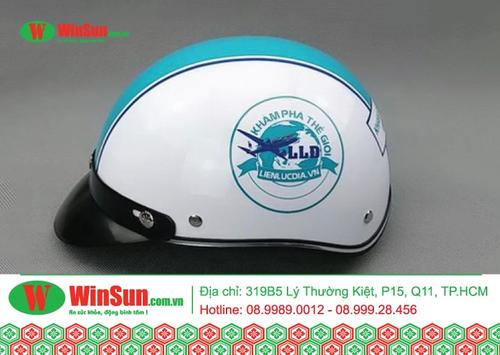 Cơ sở sản xuất nón bảo hiểm kém chất lượng mối nguy hại của người tiêu dùng
