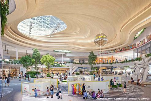 Sengkang Grand Residences - Commercial Mall